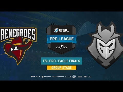 Renegades vs G2 esports - ESL Pro League S8 - Map 3