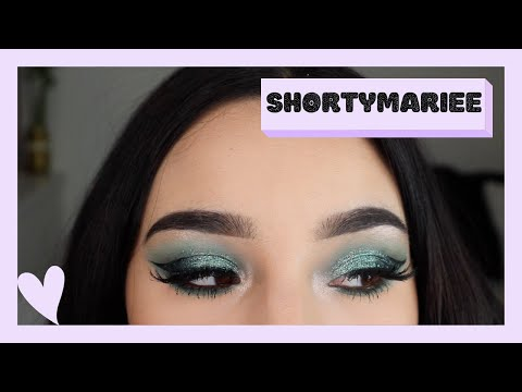 Cannabis Eyeshadow Palette Look | Shortymariee ♡