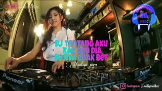Download Lagu DJ TENTANG AKU KAU DAN DIA DJ NYA ENAK BET (kangen band)cover by vioshie MANTAP JIWA mp3