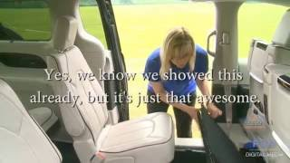 2017 Chrysler Pacifica Features with Jessica LaFond