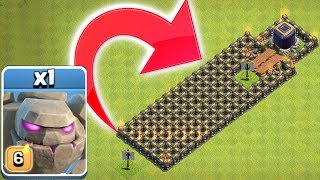 CAN I MAKE IT !?! | Clash of clans | SUPER JUMP #2