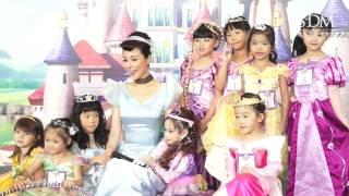 SDM X Disney Junior X 置富Malls 小公主蘇菲亞 親善小公主大招募舞動工作坊 2013年7月21日