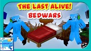 The Last Alive!!   Minecraft Hypixel Bedwars 1.0