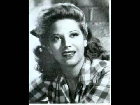 Dinah Shore - Mad About Him,Sad Without Him, How Can I Be Glad Without Him Blues 1942