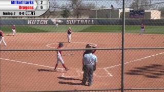 Blue Dragon Softball vs. Hesston College (Region VI-District E Game 1)