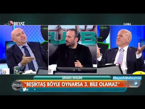 (T) Beyaz Futbol 18 Mart 2018 Tek Parça