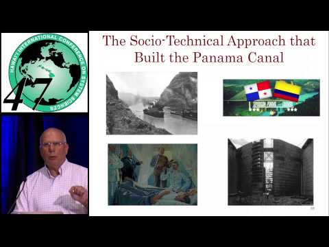 HICSS-47: Distinguished Lecture on Nationwide Learning Health System by Charles Friedman