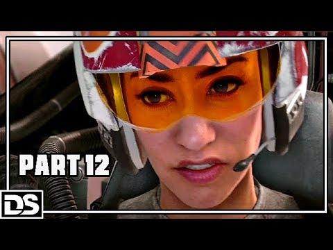 Star Wars Battlefront 2 Singleplayer Gameplay German #12 - Schlacht von Jakku (Let's Play Deutsch)