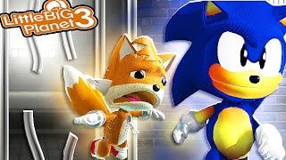 Sonic & Tails *JAIL* Break | LittleBigPlanet 3