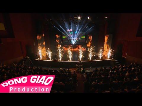 KHÔNG CẢM XÚC (Opening) - Liveshow TRẤN THÀNH 2014 - Part 1