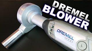 Make A Powerful Mini Blower Attachment for Dremel Tools thumbnail