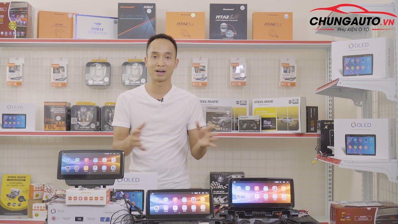 Công Nghệ All In One Cho Các Mazda Hiện Nay – Màn Hình Android Đa Nhệm
