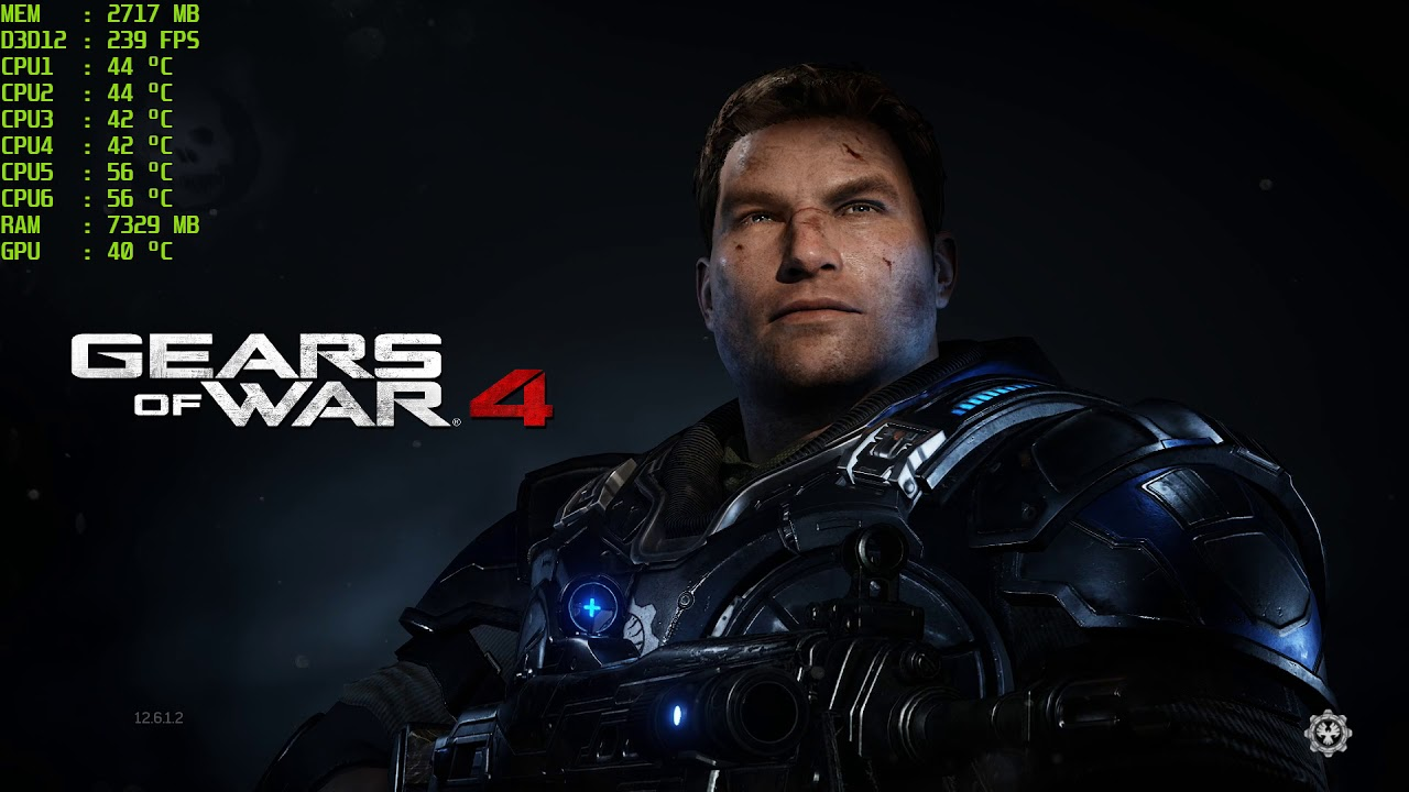 gears of war 4 pc crashes
