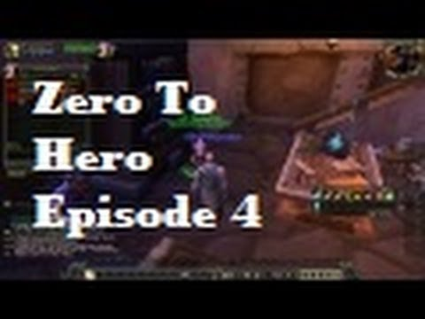 Zero to Hero ep. 4 –  Ironforge Limited Supply Vendor Run