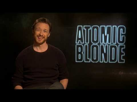 Atomic Blonde Interview - James McAvoy
