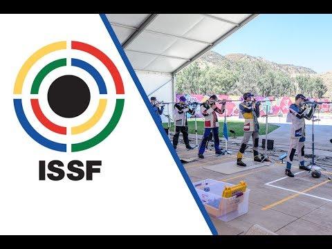 50m Rifle 3 Positions Men Final - 2018 ISSF World Cup in Guadalajara (MEX)