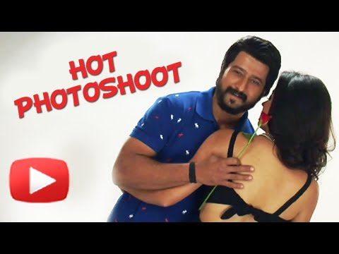 Hot Photoshoot - Neha Pendse, Adinath Kothare, Jitendra Joshi - Premasathi Coming Suun Marathi Movie thumbnail