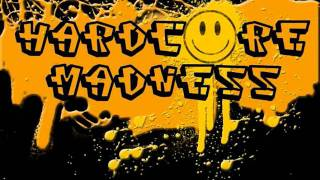 Hardcore Madness radio show (part 2/3) - Dj Lee Fisher & Mc Steelydan