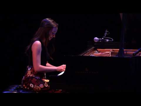 """Emily Bear - new jazz song - """"Into the Blue"""""""