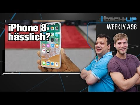 iPhone 8 hässlich? | Threadripper im TEST | Mining mit 100 Grafikkarten - Tech-up Weekly #96