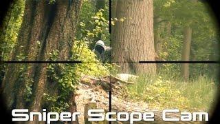 SpecReconAirsoft - Sniper Scope Cam #11 - Viking Airsoft uk - TM VSR-10