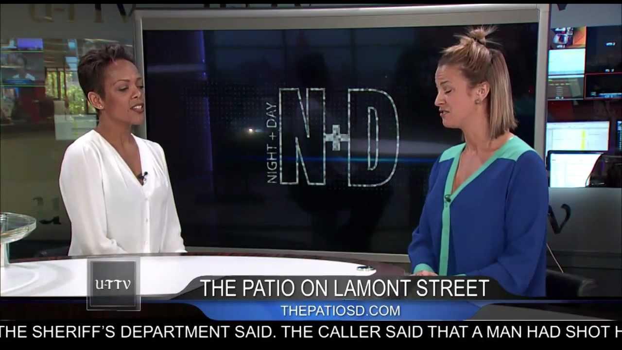 The Patio On Lamont Street Review With Keli Dailey