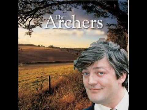 BBC  Radio 4. The Archers. Comic Relief. ........Stephen Fry sorts out Ambridge