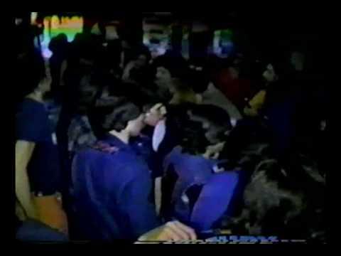 Motorhead In Store Brooklyn NY 1982 RARE Pt 1
