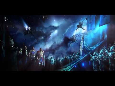 The Unlikely Alliance - Eldar Human Alliance - Sabaton - The Last Battle