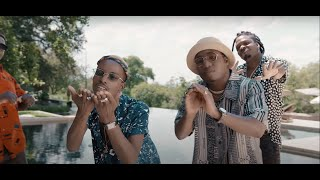 Mapara A Jazz - Right Here ft [Master KG ,Soweto Gospel Choir , Mr Brown & John Deling] (Video)