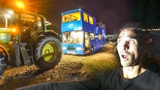 BUS BREAKDOWN DISASTER!