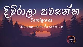 Centigradz - Diwrala Pawasanna (320kbps) Audio Spectrum By AM Equalizer