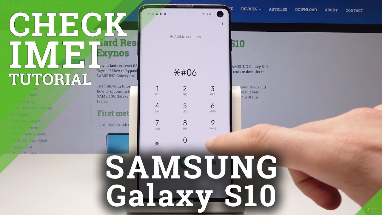 samsung mobile serial number code