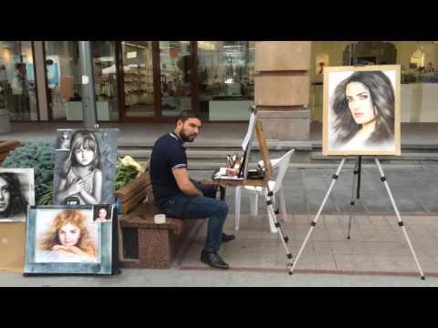 Yerevan, 15.05.16, Su, Video-2, Северный проспект, Новый торговый центр ТАШИР