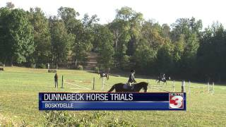 Dunnabeck Horse Trials 2013 Aired on WSIL TV