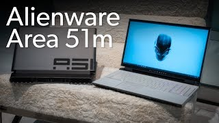 Alienware Area 51m: The future of Alienware design