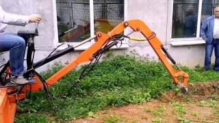 «Оборудование навесное экскаваторное ЕМ-100»