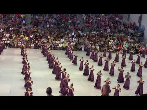 Merrie Monarch 2017 Ho