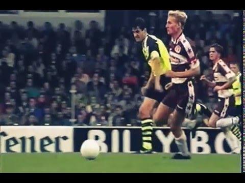 FC St. Pauli - Borussia Dortmund 0:3 1995/96 5. Spieltag