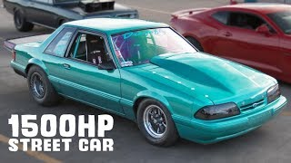 Download Foxbody Gets REVENGE on a SUPRA! Mp3 and Videos