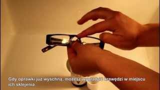 Jak naprawić uszkodzone okulary oktanowe: Samodzielna naprawa okularów to nic trudnego.