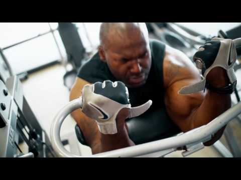 Big Arms Workout with Rycklon Stephens and Body Spartan