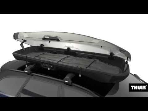 Thule Vector Alpine видео