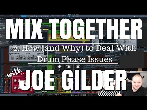 How (and Why) to Fix Drum Phase Issues | Mix Together [2]