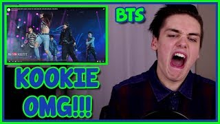 [HD FANCAM] BTS - FAKE LOVE - BILLBOARD MUSIC AWARDS PERFORMANCE REACTION [OHMYGOD]