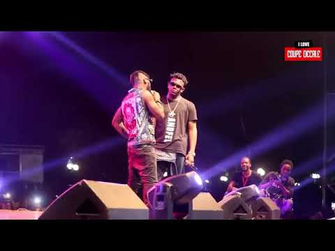 Dj Arafat feat Tenor au concert