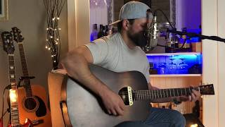 Chris Stapleton - Tennessee Whiskey (Acoustic Live Cover)