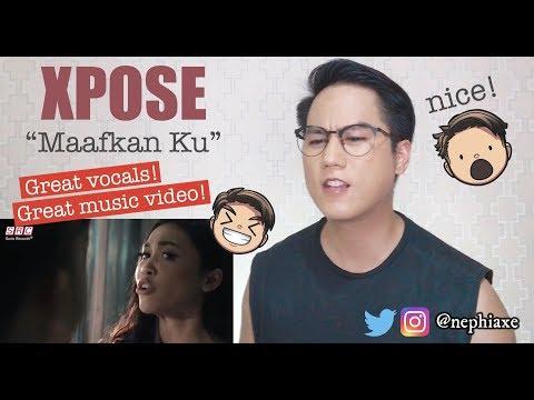 Xpose - Maafkan Ku  | REACTION
