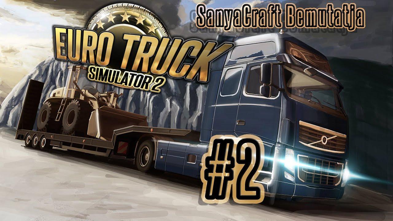 euro truck simulator 2 magyarország térkép mod Euro Truck Simulator 2. 2. rész Magyar térkép mod   YouTube euro truck simulator 2 magyarország térkép mod