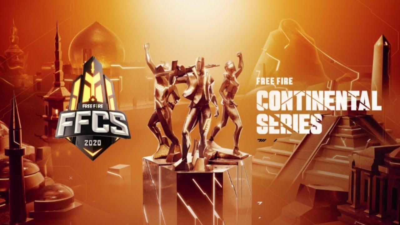 【Free Fire】🏆 FFCS 國際錦標賽 - 決賽《Free Fire - 我要活下去》